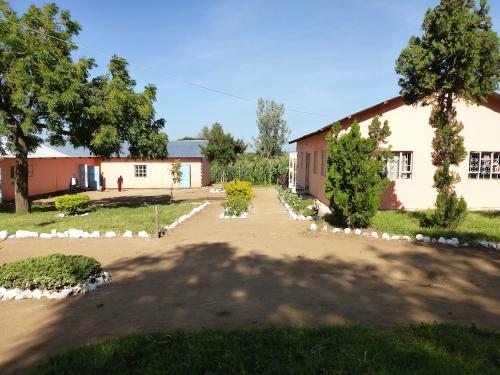 Hilfswerk Bassotu - Katesh Handwerkerschule nachher