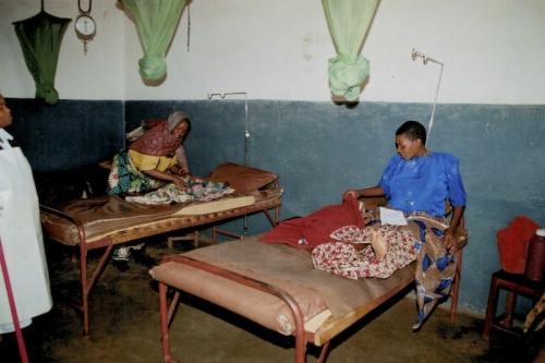 Hilfswerk Bassotu - Mwanga Spital Gebärabteilung