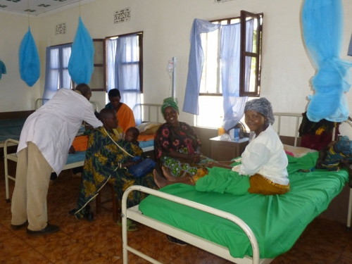 Hilfswerk Bassotu - Mwanga Spital