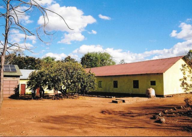 Hilfswerk Bassotu - Mwanga Schwesternhaus