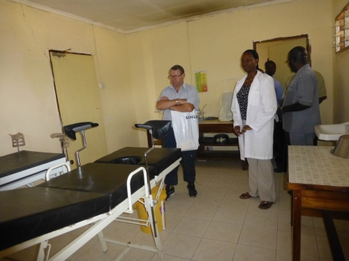 Hilfswerk Bassotu - Nabala Dispensary