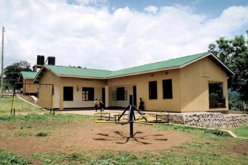Hilfswerk Bassotu - Sakina Kindergarten