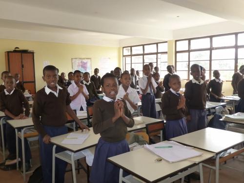 Hilfswerk Bassotu - Sakina Schulanlage