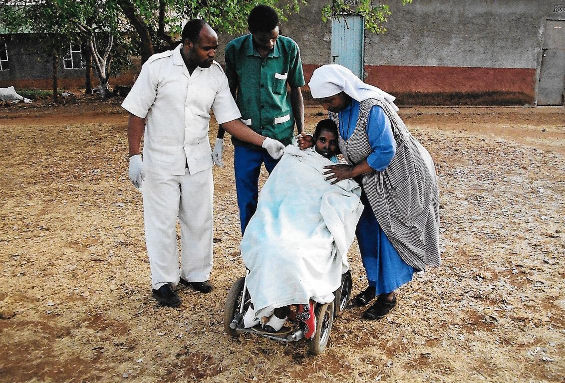 Hilfswerk Bassotu - Gesundheitswesen