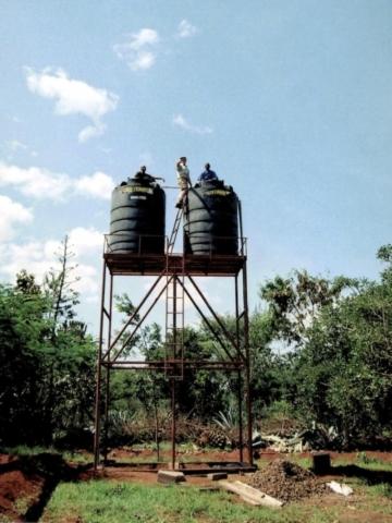 Hilfswerk Bassotu - Wasser