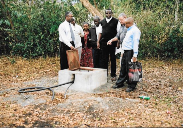 Hilfswerk Bassotu - Nambala Wasserbesorgung heute